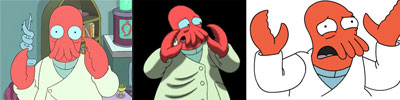 zoidberg the original