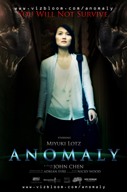 Anomaly Movie Poster - Click for Large Size